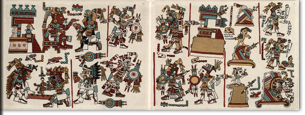 Codex Nuttall (facsimile)