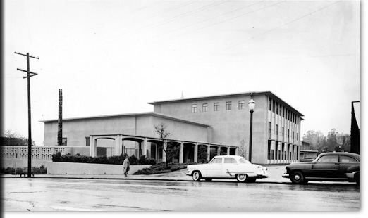 Kroeber Hall, Berkeley