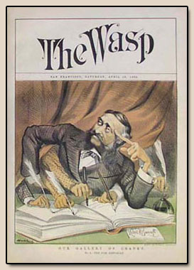 Our Gallery of Cranks.  No. 3.--