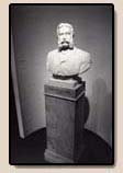 CHRONOLOGY: Bust of Hubert Howe Bancroft