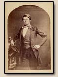 THE EARLY YEARS: Photograph of Hubert Howe Bancroft