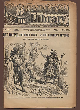 Red Ralph, the River Rover, or, the Brother�s Revenge, Ned Buntline, April 8, 1884