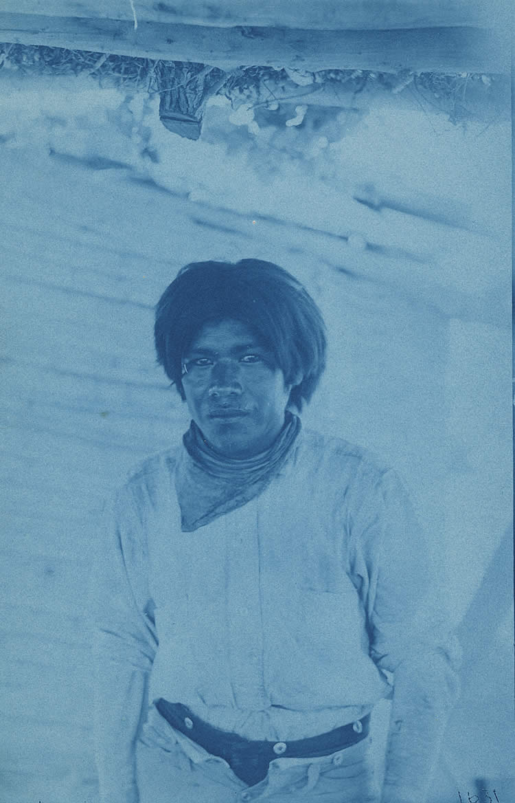 Unidentified Indian, photographer unknown