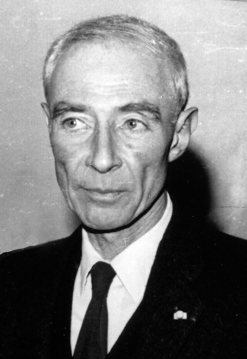 An analysis of julius robert oppenheimer and the atomic bomb