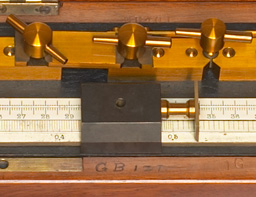 Variable Electrical Resistance Meter Used as a Pedagogical Tool, ca. 1889