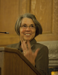 Photo of Ann Lage, 2012