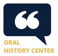 Oral History Center website