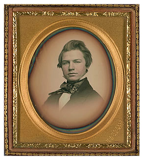 Howard Burt, between 1851 and 1853, The California State Library