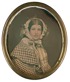 Ann Eliza Ward Mailliard, ca. 1860, The Bancroft Library