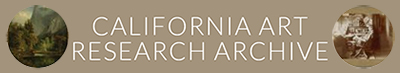 California Art Research Archive