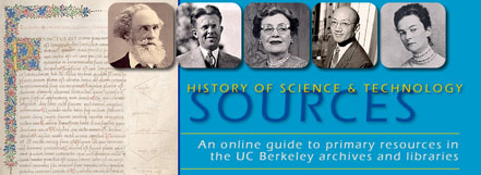 History of Science and Technology Sources