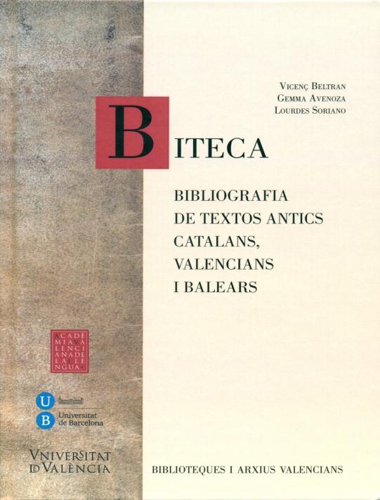 BITECA cover